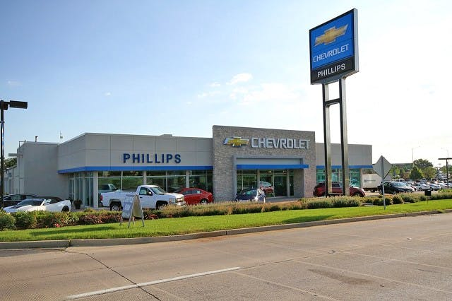 Phillips Chevrolet, Frankfort, IL, 60423