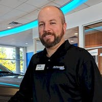 Chris Haynie at Richmond Ford West - Service Center
