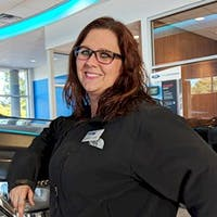 Kathy Tester at Richmond Ford West - Service Center