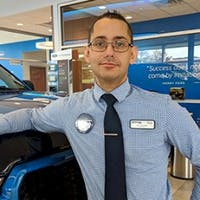 Michael Rzeminski at Richmond Ford West