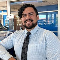 Daniel Rivera at Richmond Ford West