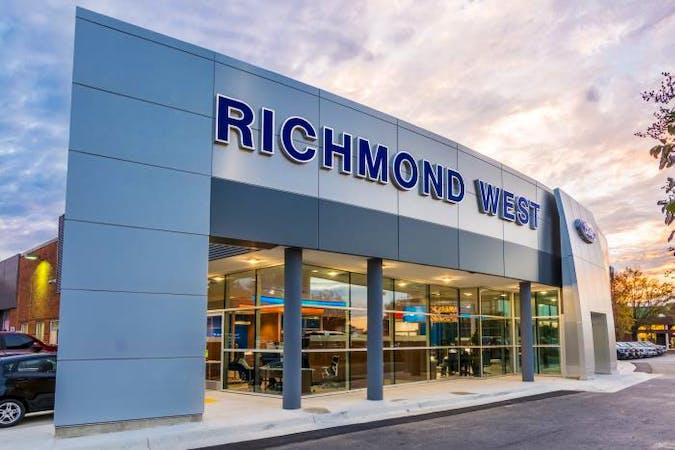 Richmond Ford West, Glen Allen, VA, 23060