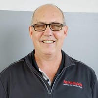 Mike McNeeley at Ken Ganley Nissan