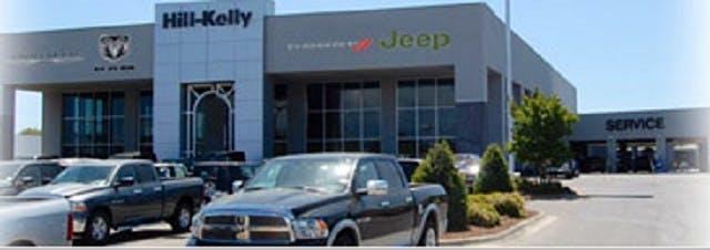 Hill-Kelly Dodge Chrysler Jeep Ram, Pensacola, FL, 32505