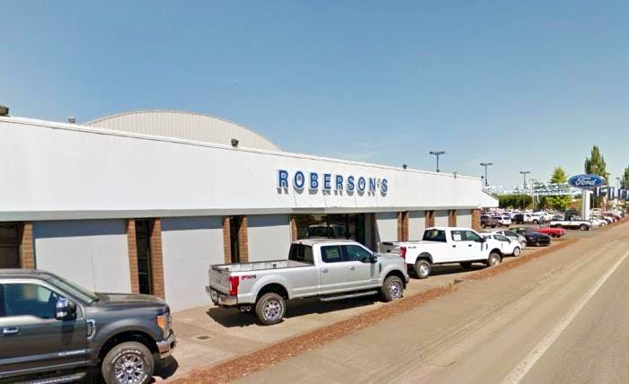 View Roberson Ford Albany Or