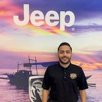 Abraham Hernandez at Arrigo CDJR Sawgrass