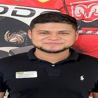 Julio Gutierrez at Arrigo CDJR Sawgrass - Service Center