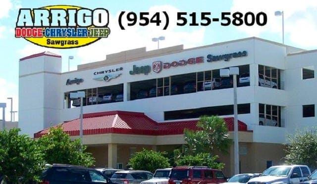 Arrigo CDJR Sawgrass, Tamarac, FL, 33321