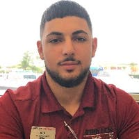 Ali Siklaoui at Jerry Ulm Chrysler Dodge Jeep Ram