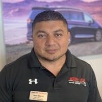 Moe  Mehdi at Jerry Ulm Chrysler Dodge Jeep Ram