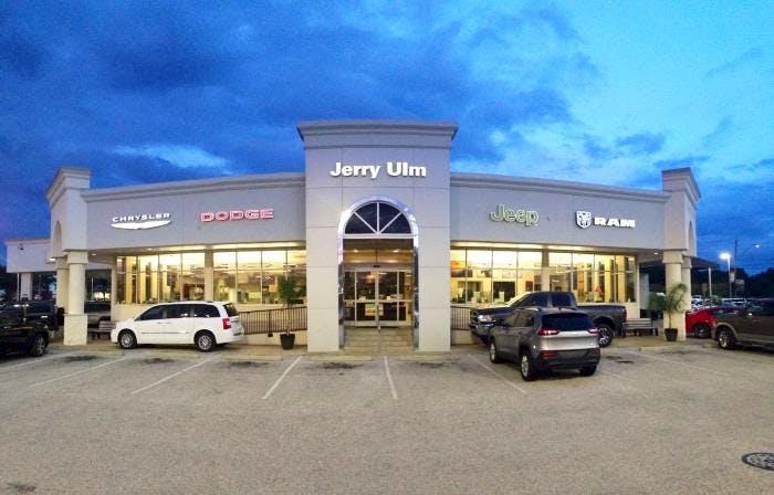 Jerry Ulm Chrysler Dodge Jeep Ram, Tampa, FL, 33607