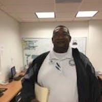 Sylvester Jackson at Kia Delray