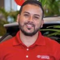 Jose Alonso at Toyota of Deerfield Beach