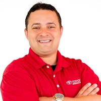 Ciro Marinho at Toyota of Deerfield Beach