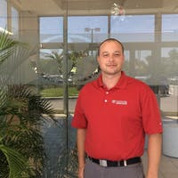 Darren Palmer at Toyota of Deerfield Beach