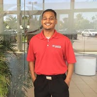 Daniel Montalvo at Toyota of Deerfield Beach