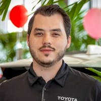 Justin Palmer at Toyota of Deerfield Beach