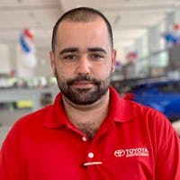 Juan Arboleda at Toyota of Deerfield Beach