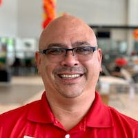 Kevin Puzon at Toyota of Deerfield Beach