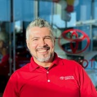 Ricky Mendes at Toyota of Deerfield Beach