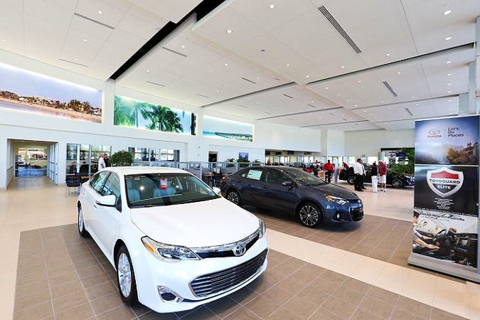 Toyota of Deerfield Beach, Deerfield Beach, FL, 33441
