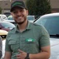 Bryan Sanchez at The Sharpest Rides