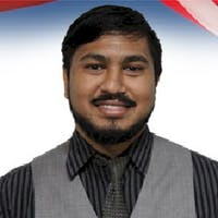 Ashish Patel at Criswell Chrysler Jeep Dodge RAM and FIAT