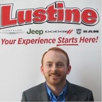 David Algie at Lustine Chrysler Dodge Jeep