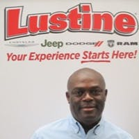 Kelly Uzodinma at Lustine Chrysler Dodge Jeep
