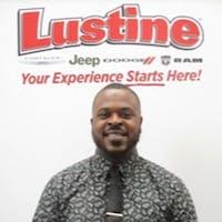 Basil Moye at Lustine Chrysler Dodge Jeep