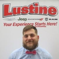 Nicolas Castro at Lustine Chrysler Dodge Jeep