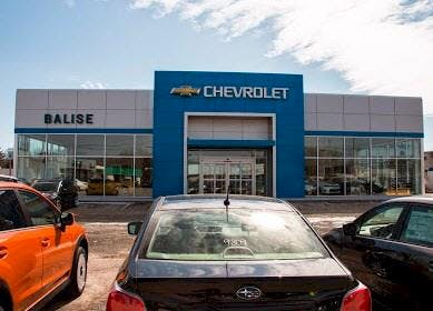 Balise Chevrolet of Warwick, Warwick, RI, 02888