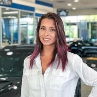 Alissa Rodriguez at Don Ringler Chevrolet