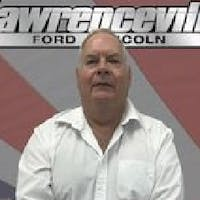 Dwight Burk at Lawrenceville Ford Lincoln