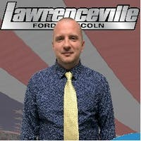 Mike Brown  at Lawrenceville Ford Lincoln