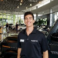 Guido Iammatteo at Mercedes-Benz of Flemington