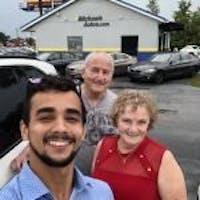 Kristian Badillo at Michaels Autos (Used Car Dealer, Quality Vehicles Orlando Florida