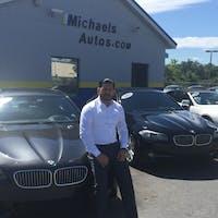 Frank Nakhleh at Michaels Autos (Used Car Dealer, Quality Vehicles Orlando Florida