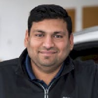 Harry Shah at Vin Devers Autohaus of Sylvania