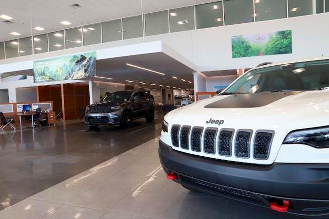 Chapman Dodge Chrysler Jeep Ram Scottsdale, Scottsdale, AZ, 85251