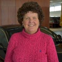 Bridget O'Reilly at Nazareth Ford