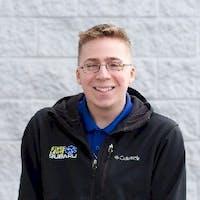 Brent Reed at Steve Lewis Subaru