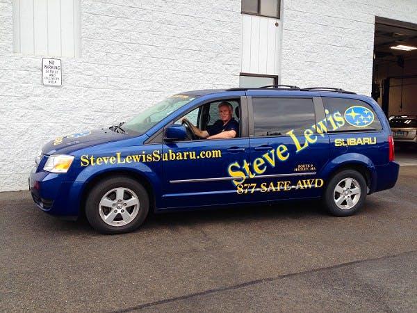 Steve Lewis Subaru, Hadley, MA, 01035