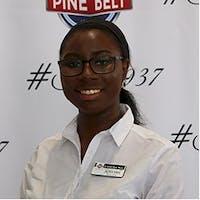 Adeeyah Pettis at Pine Belt Subaru