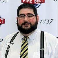"Ian ""Iggy"" Giroux at Pine Belt Subaru"