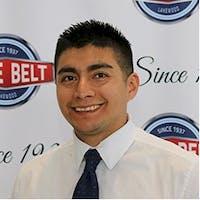 Luis Amaro at Pine Belt Subaru