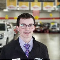 Conrad Voigt at Miller Auto Plaza