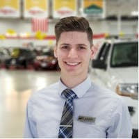 Dominic Bowers at Miller Auto Plaza