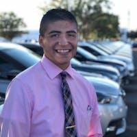 Mauricio Castillo at Reliable Nissan