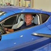 Michael Rybicki at Van Chevrolet